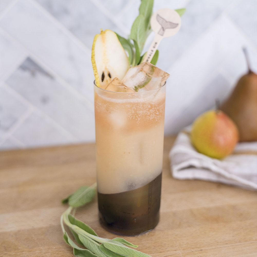 the partridge cocktail tall