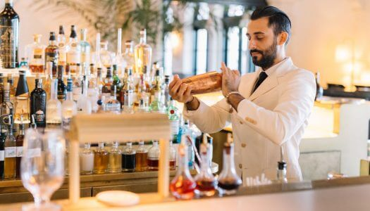 Ask A Bartender: Breaking the Ice