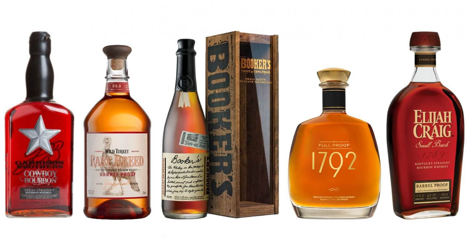 Five Bourbons to Warm your Bones featured image
