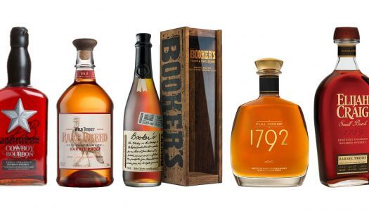 Five Best Barrel Proof Bourbons to Warm Your Bones This Winter