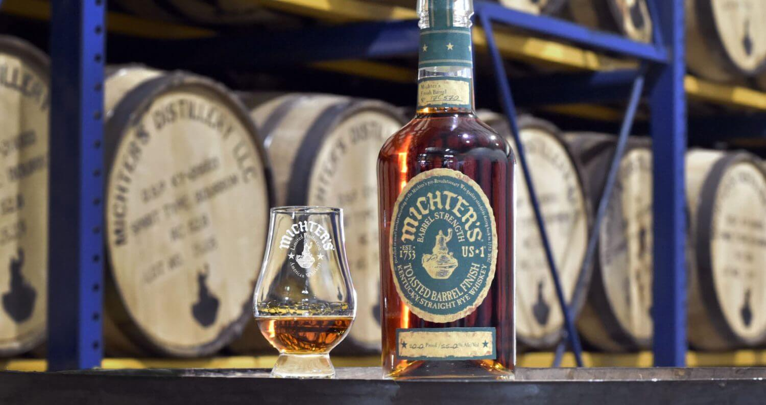 Michter's Barrel Strength Toasted Barrel Rye