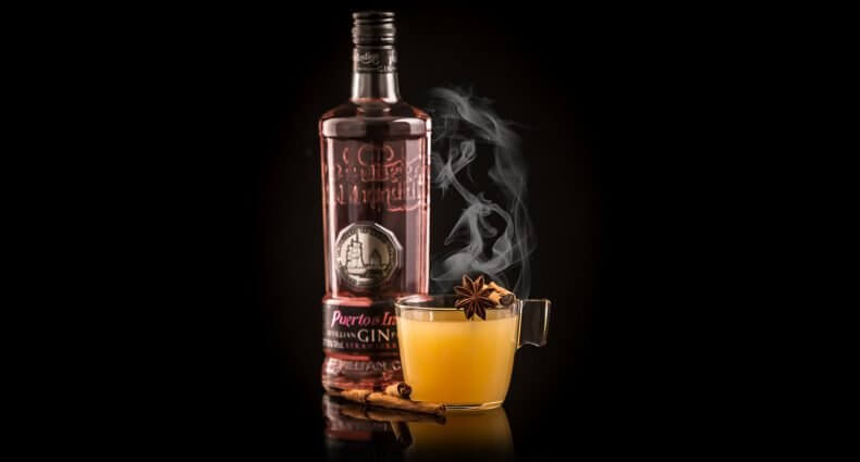 Puerto Mulled G&T, featured image