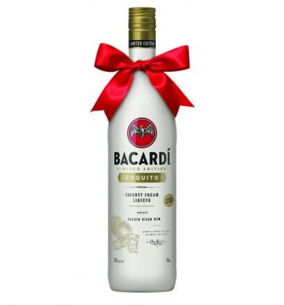 BACARDÍ Coquito with bow, featured image