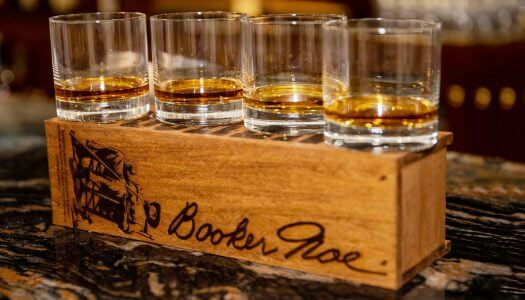 Bourbon Legends Bask in the Bahamas