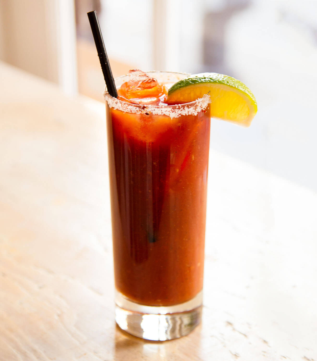 Egg Shop's Bloody Mary