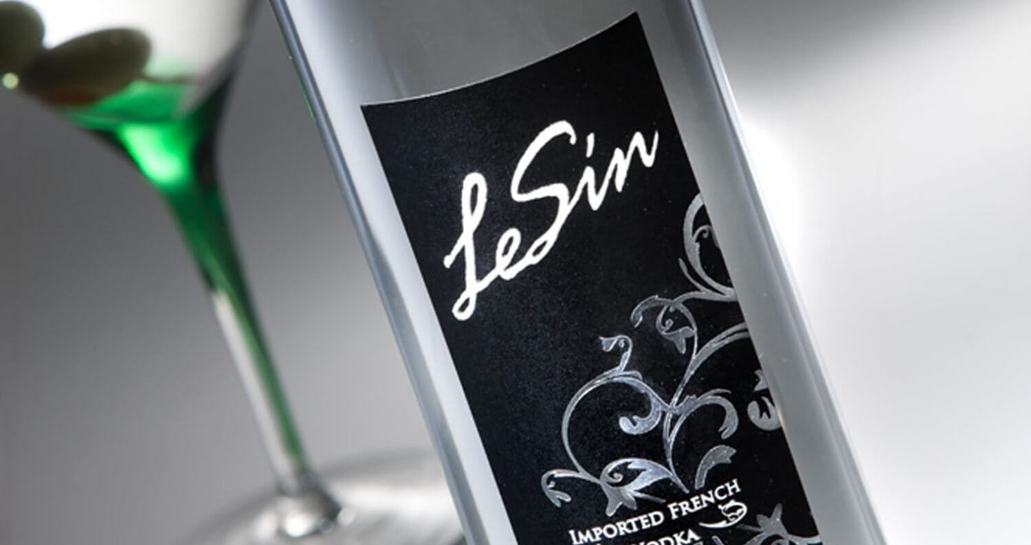 LeSin Vodka, featured image