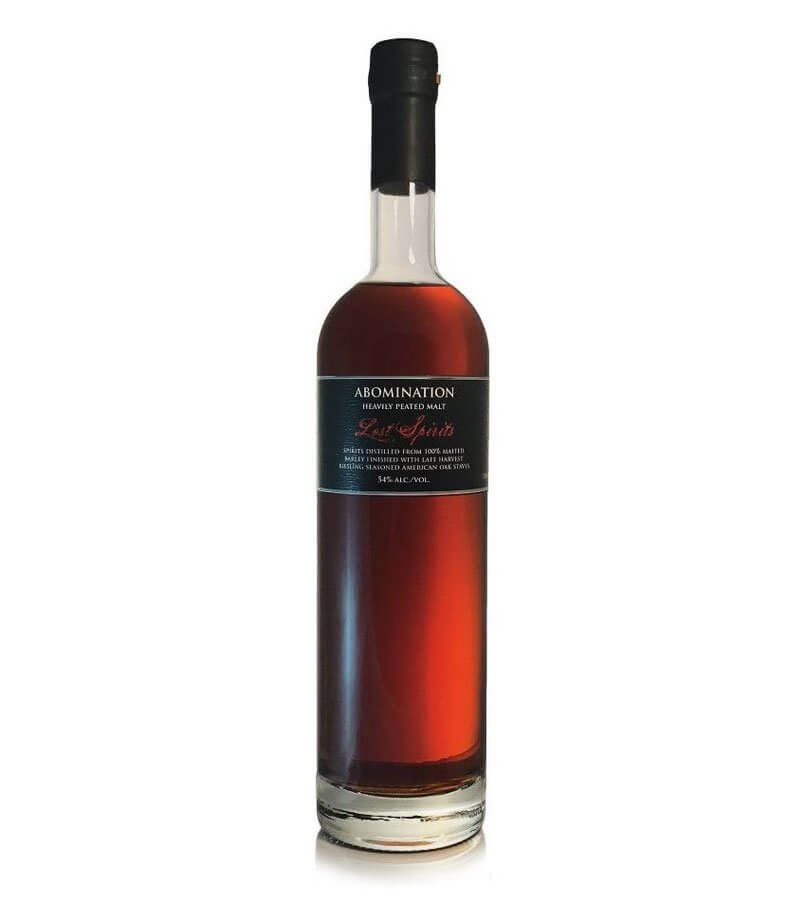 Lost Spirits Abomination Heavily-Peated Malt Whiskey