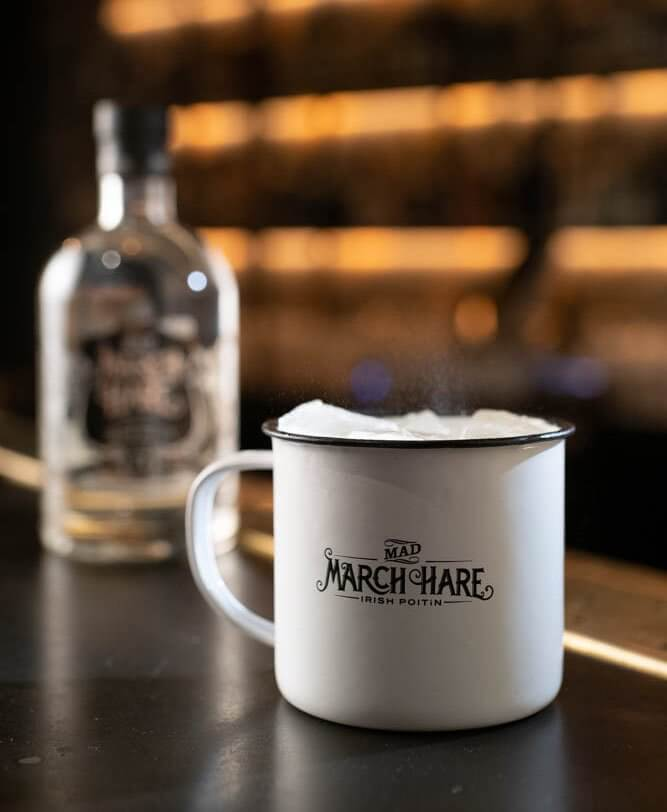 Mad March Hare Premium Irish Poitín