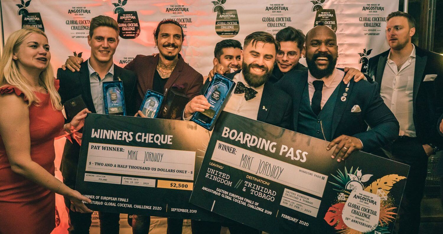 Angostura Global Cocktail Challenge Finalists