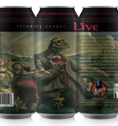Throwing Copper Ale, featured image