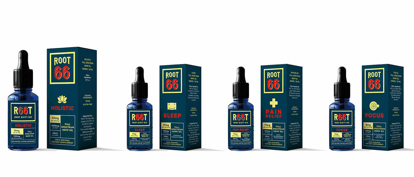 Root 66 Full Product Line