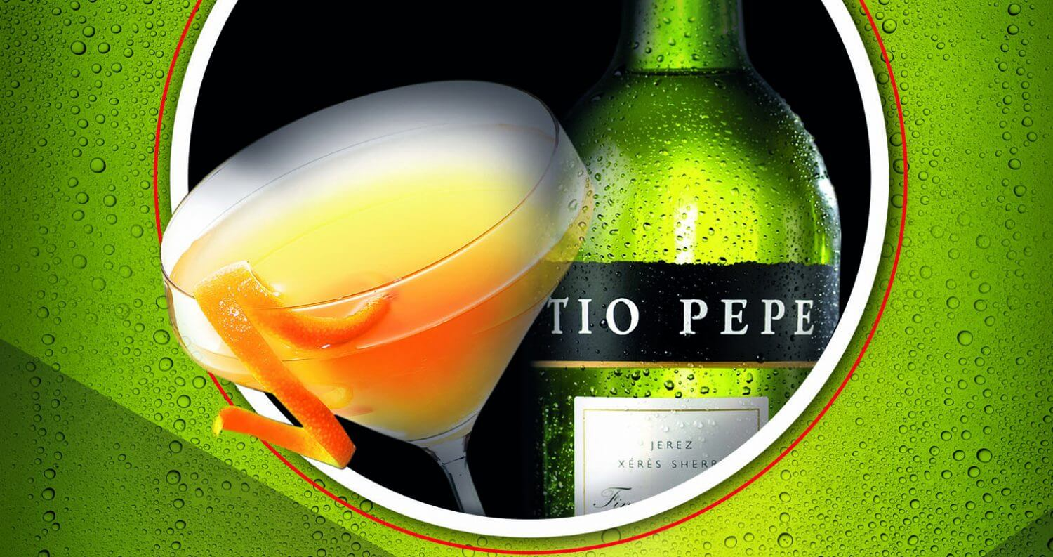 The Tio Pepe Challenge, featured image