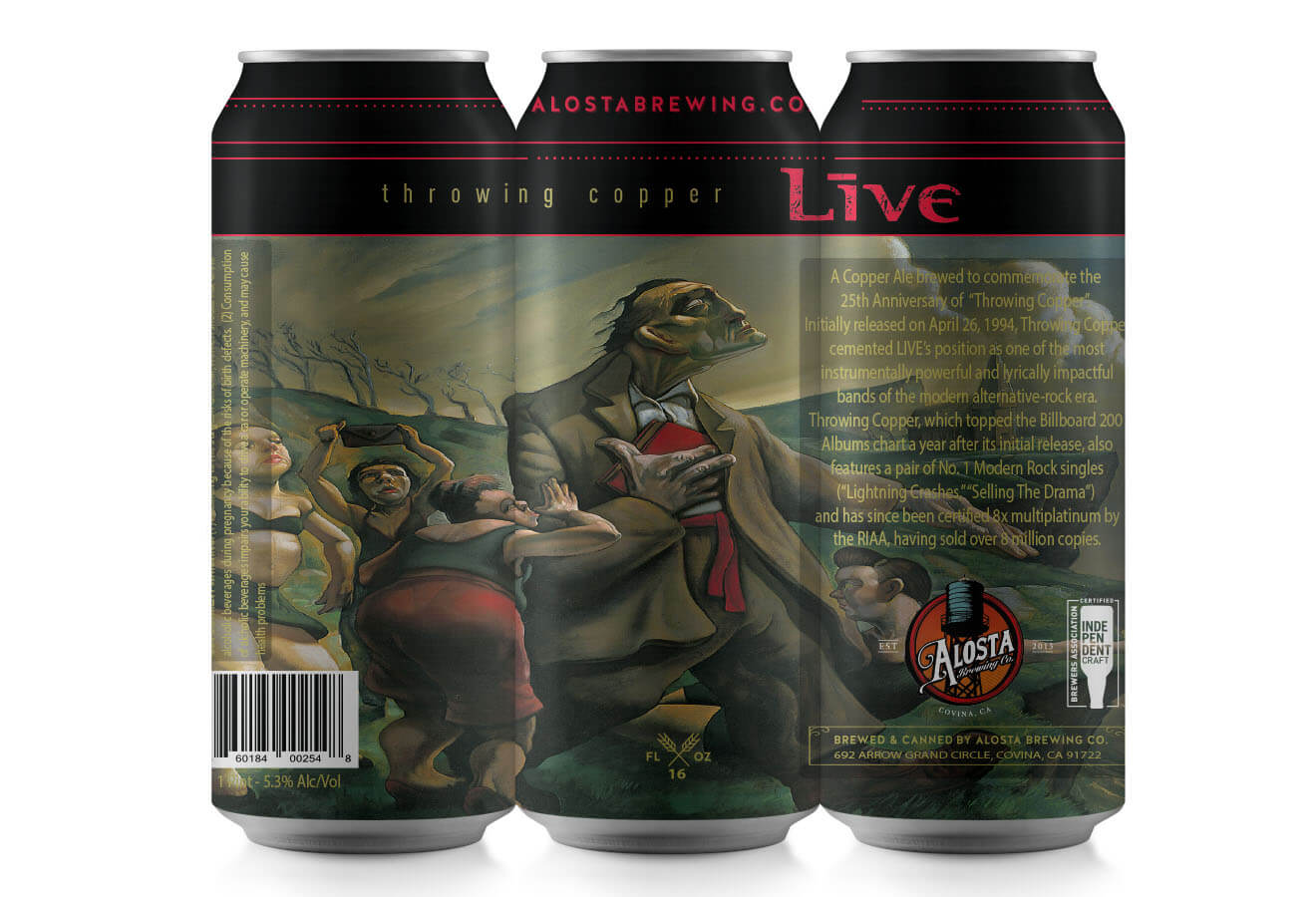 Throwing Copper Ale