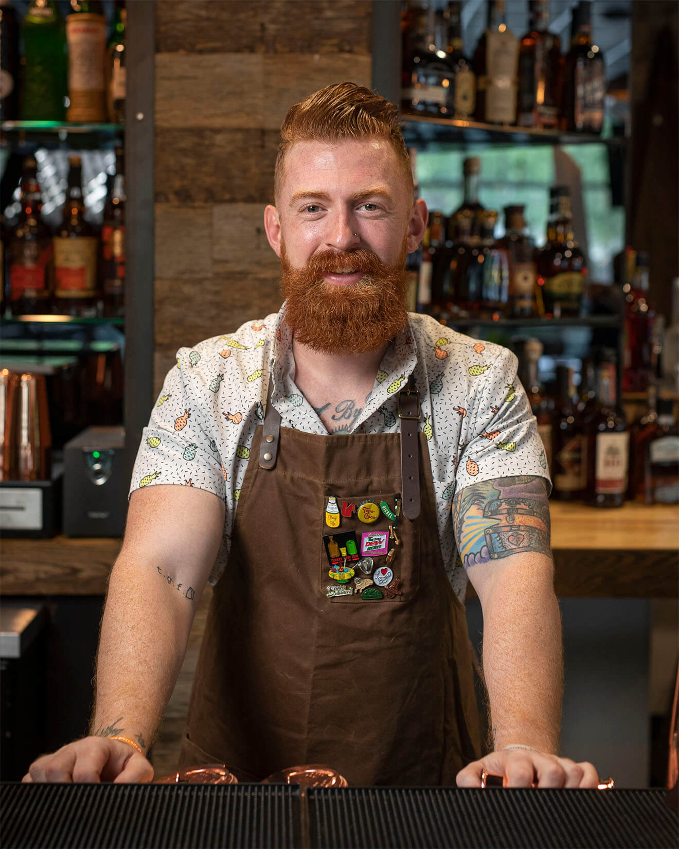 Tyler Rothenberg, Beverage Director