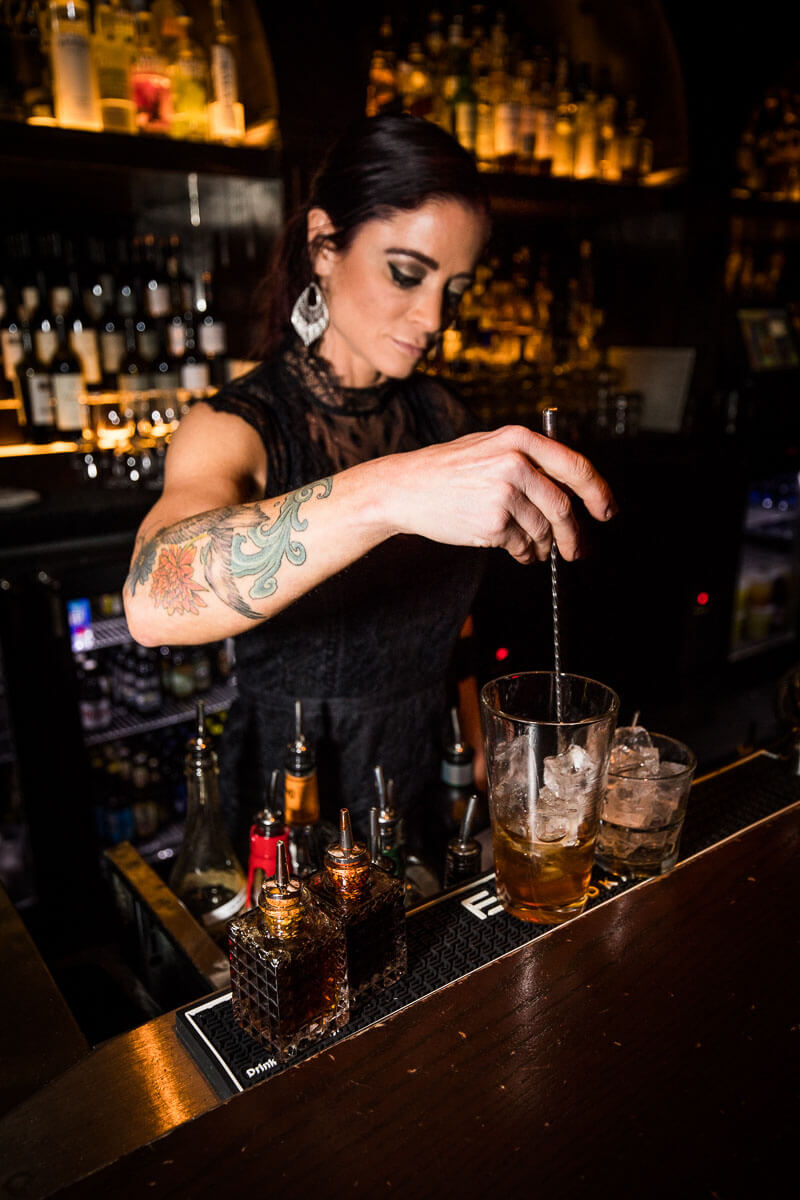 Untitleds Beverage Manager Kelly Dawson