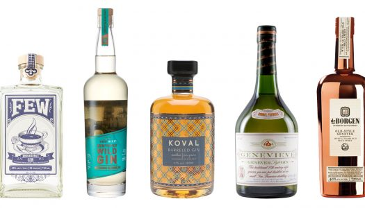 Top 5 Barrel-Aged Gins And Genevers