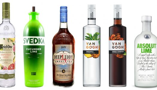 Top 10 Flavored Vodkas Worth A Try