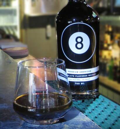 8 Ball Chocolate Whiskey, featured image