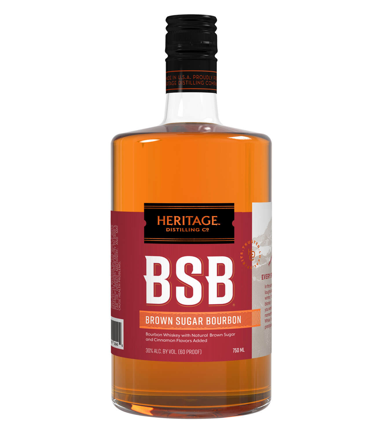 BSB Brown Sugar Bourbon