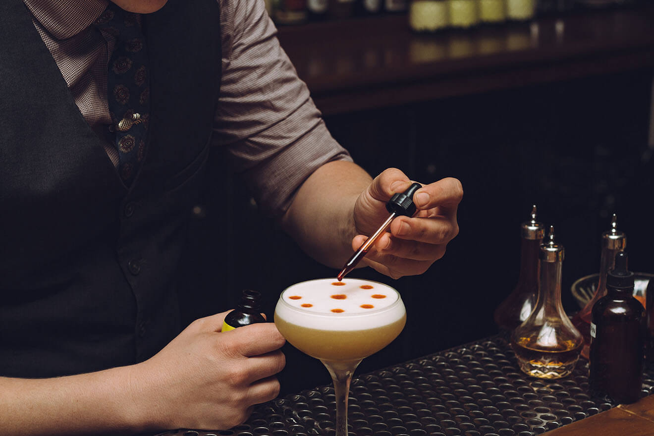 Birds & Bees Cocktail