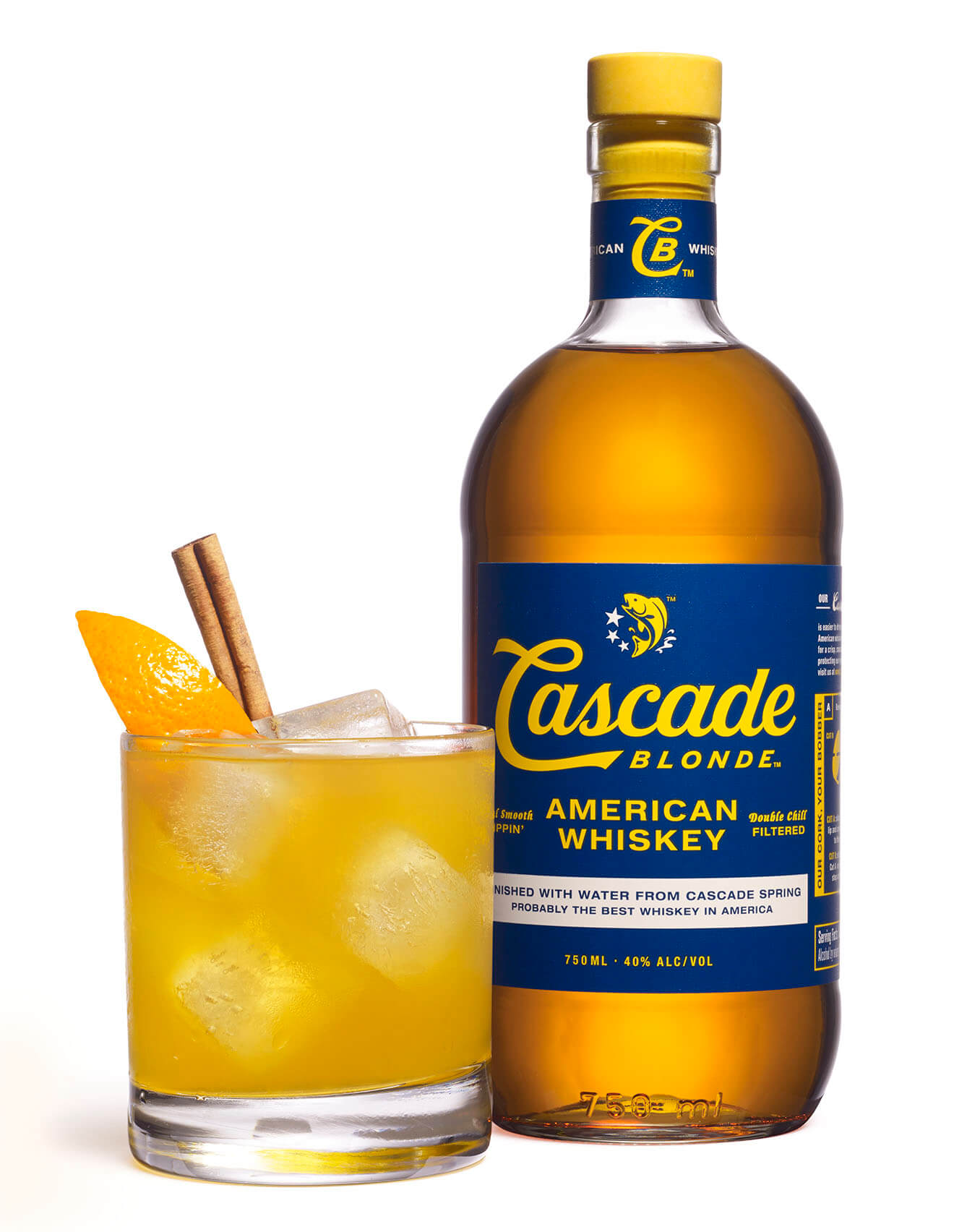 Cascade Blonde American Whiskey