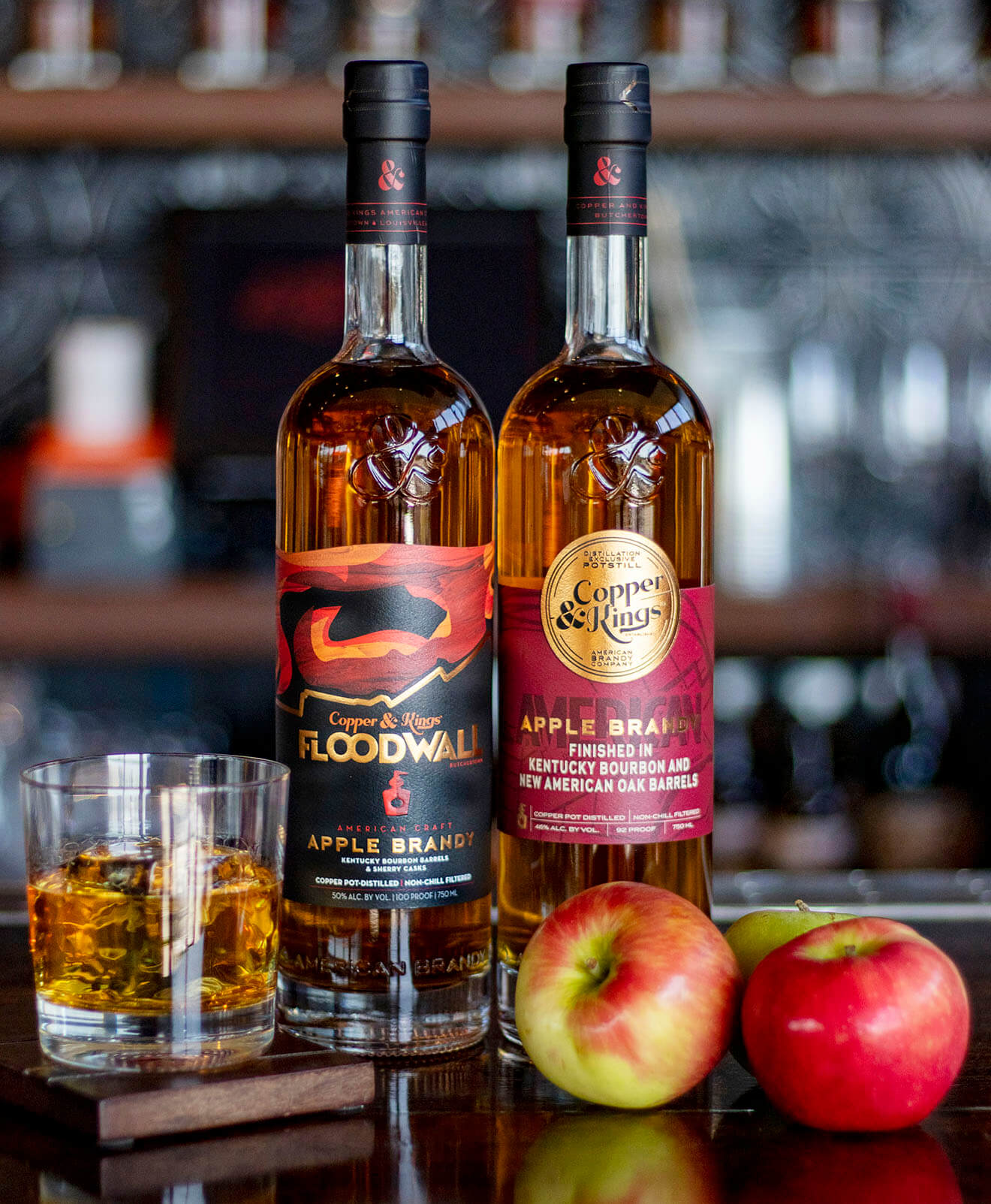 Copper & Kings Apple Brandy