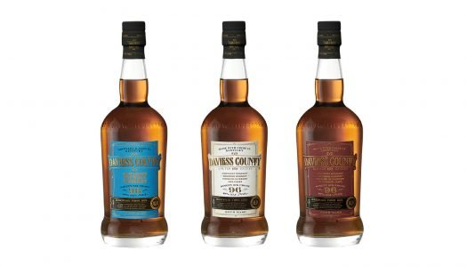 Lux Row Distillers Relaunch Daviess County Kentucky Straight Bourbon