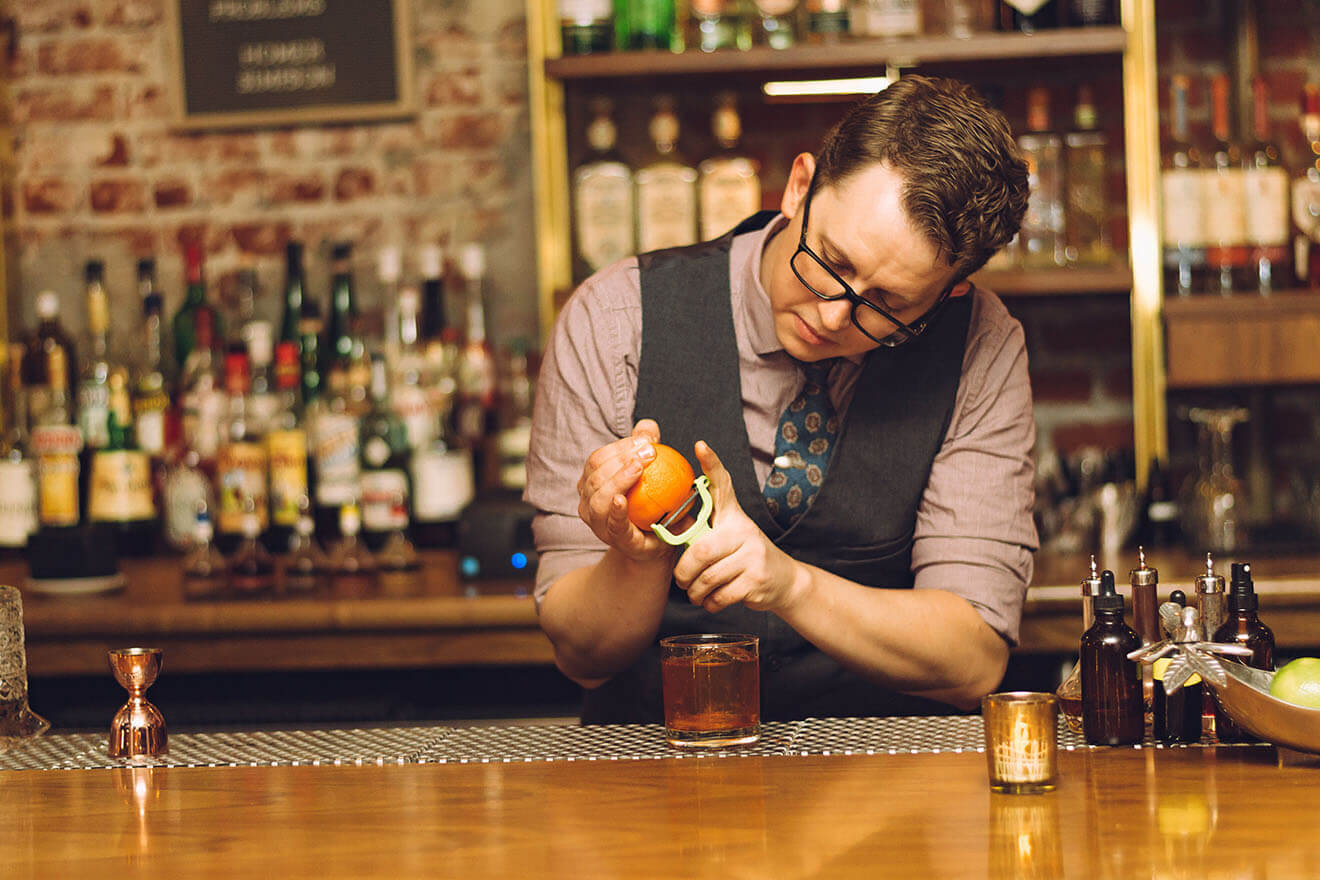 Jake Larowe Makes a Classic at Birds & Bees