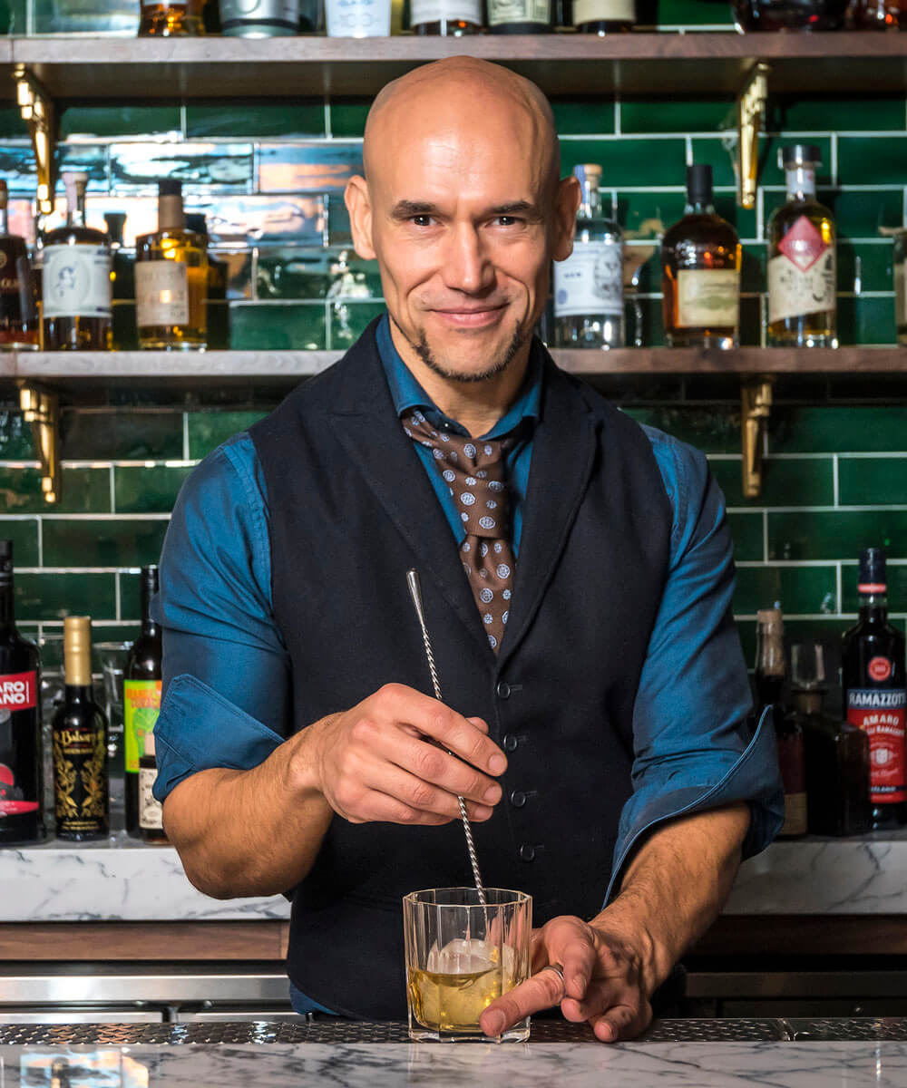 Joseph Boroski - Beverage Director, The 18th Room