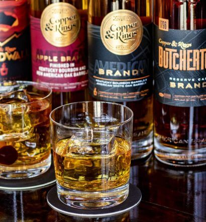 Copper & Kings American Brandy, featured image