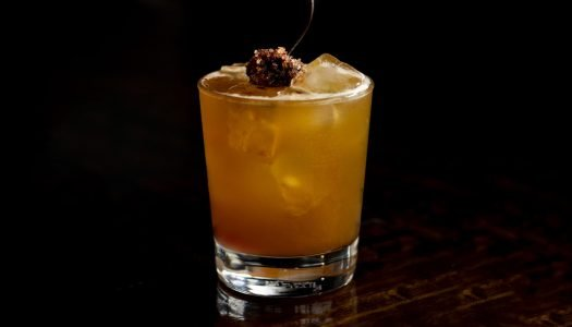 Drink of the Week: Margarita Negra
