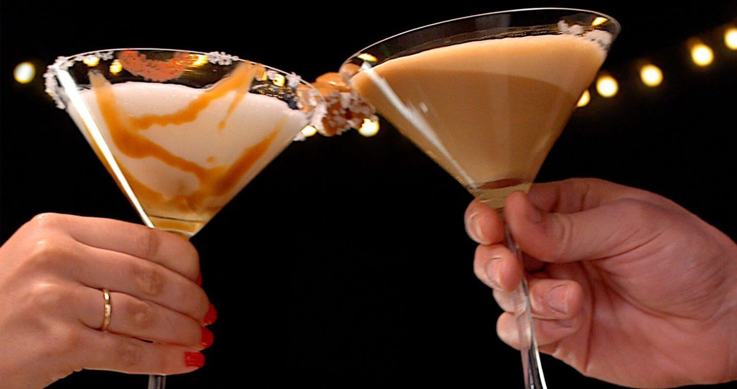 RumChata Valentine's Day Cocktails, featured image