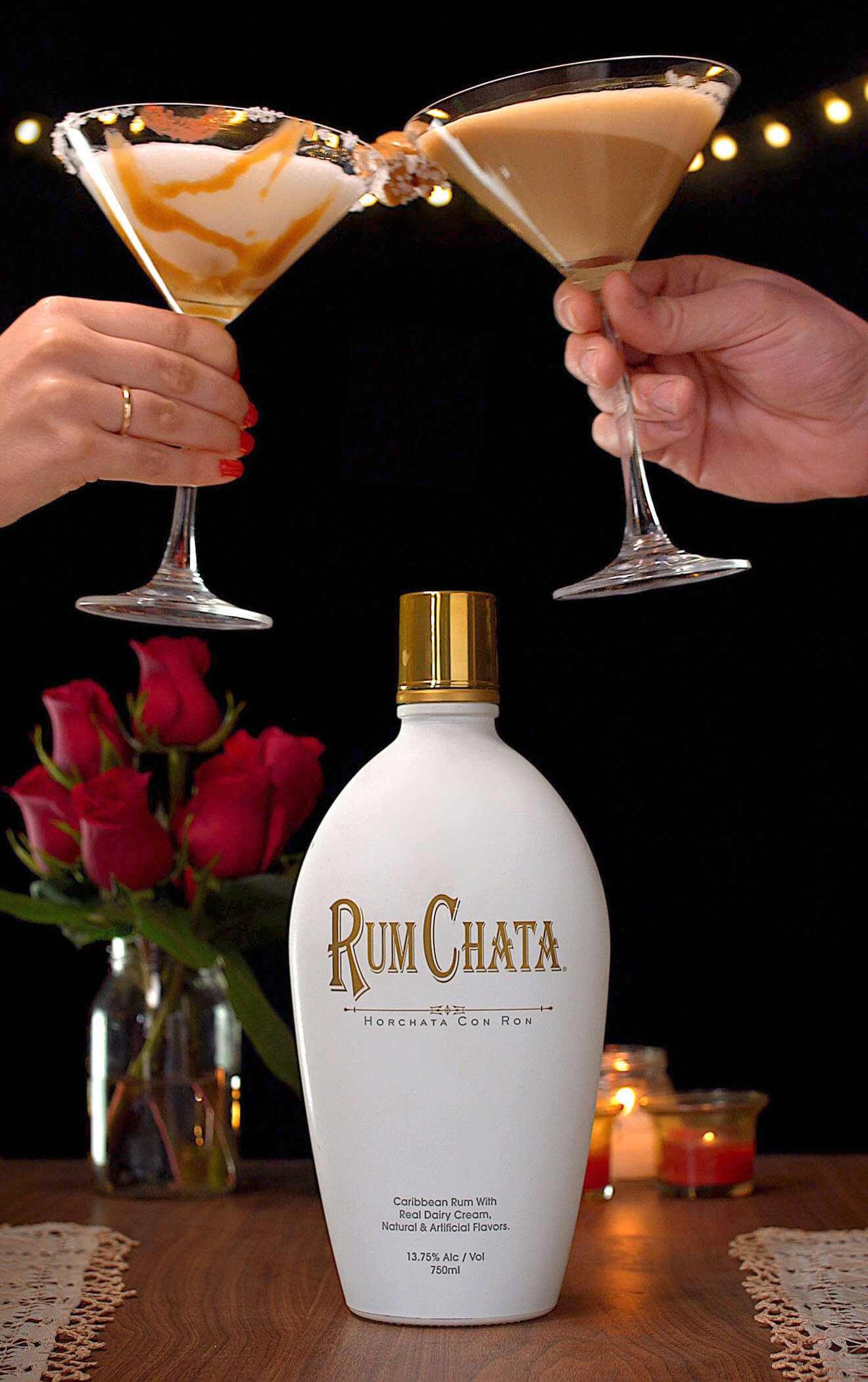 RumChata Valentine's Day Cocktails