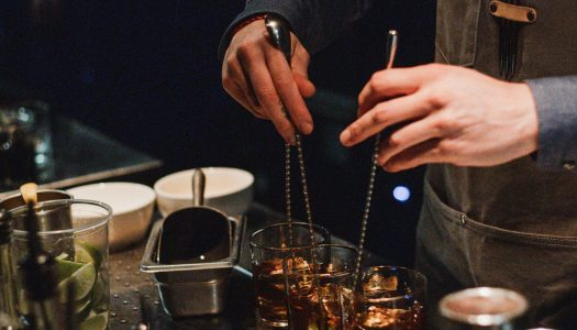Ask a Bartender: 5 Tips for Efficiently Building a Round of Drinks