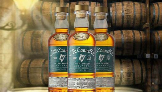 The Latest in Irish Whiskies