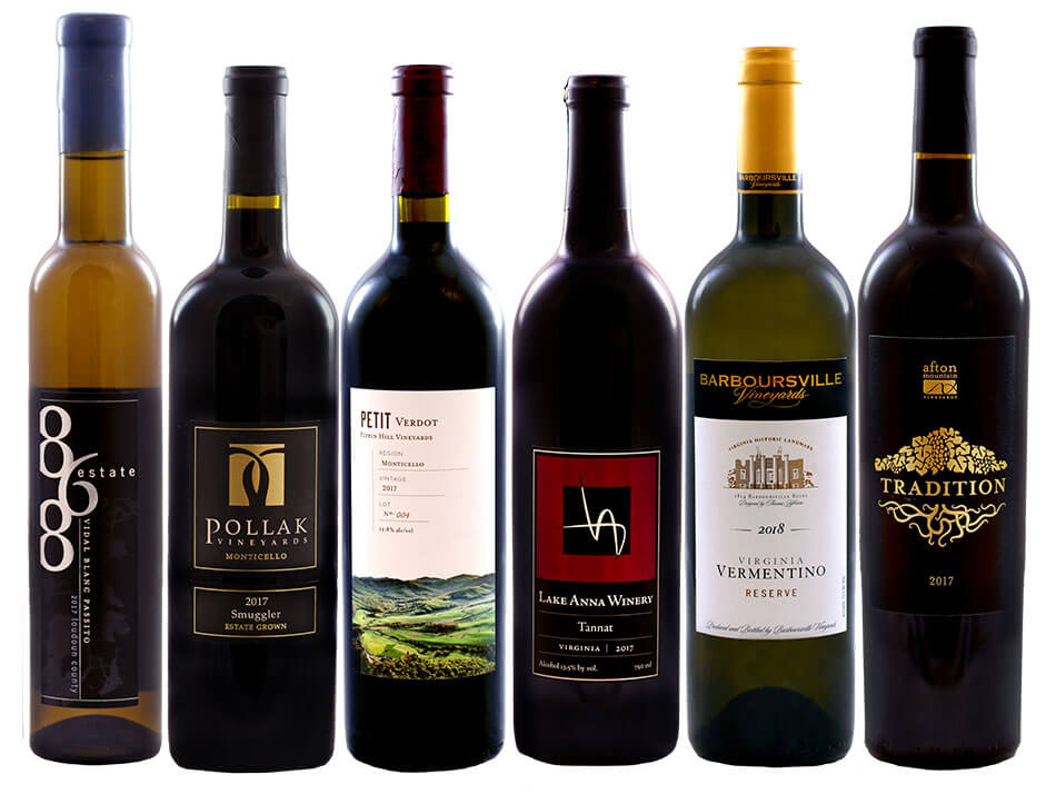 2020 Governors Cup Case Wines