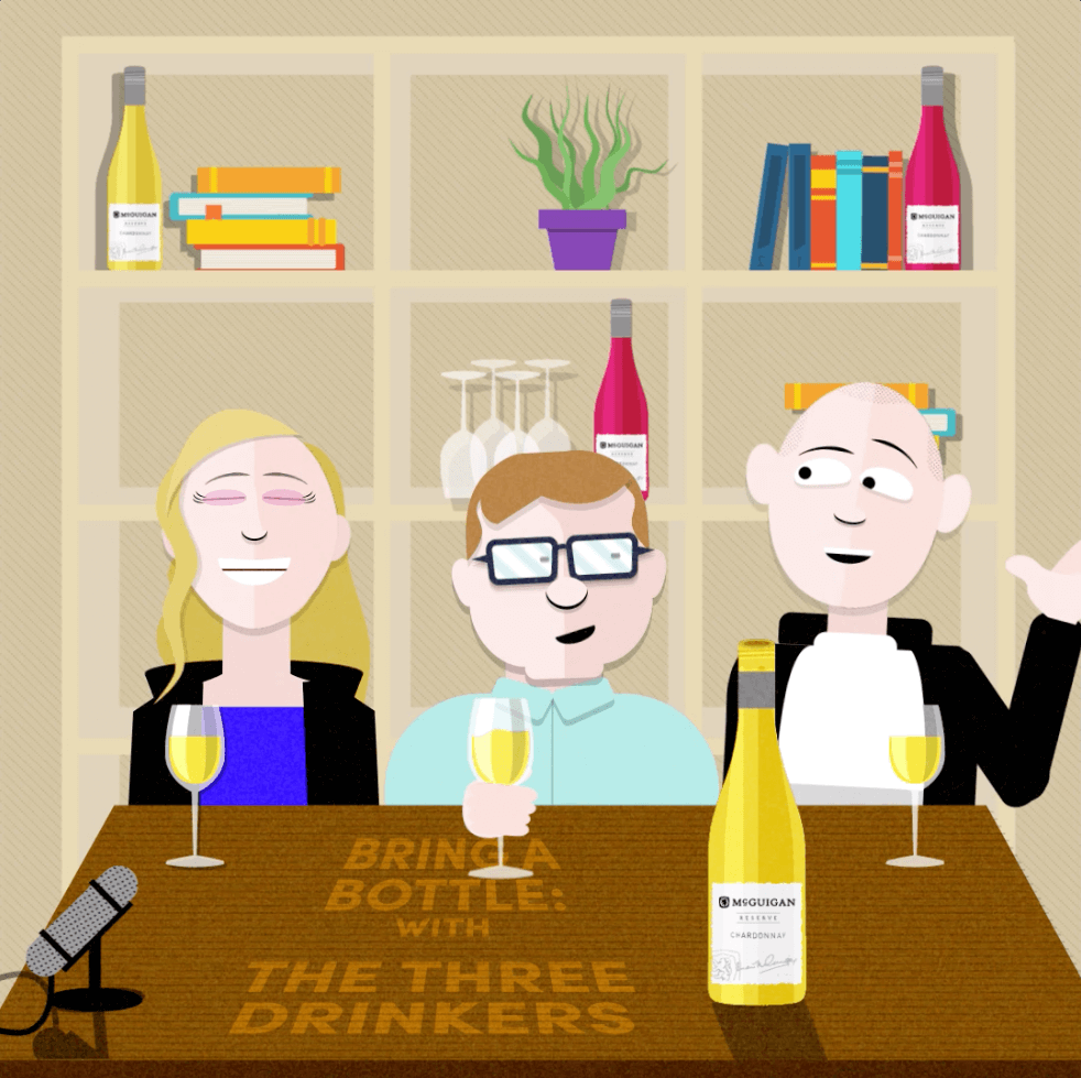 The Three Drinkers Bring a Bottle Podcast