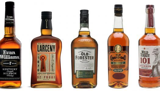 5 Best Bargain Whiskeys For Less Than $25 A Bottle