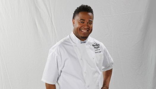 5 Things About Chef Quincy Logan of Council Oak Steaks & Seafood