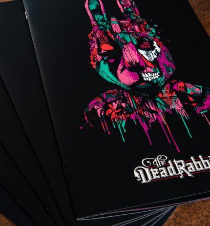 The Dead Rabbit Menu, featured image