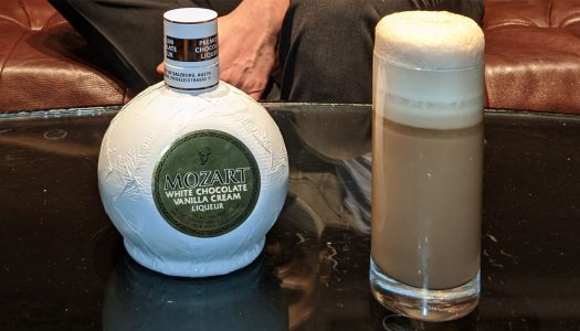 Drink of the Week: Paddy O' Fizz
