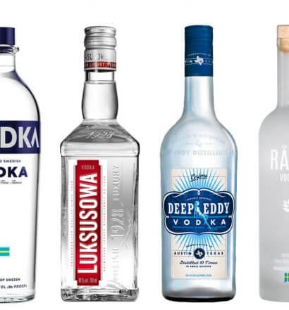 Budget Vodkas, featured image