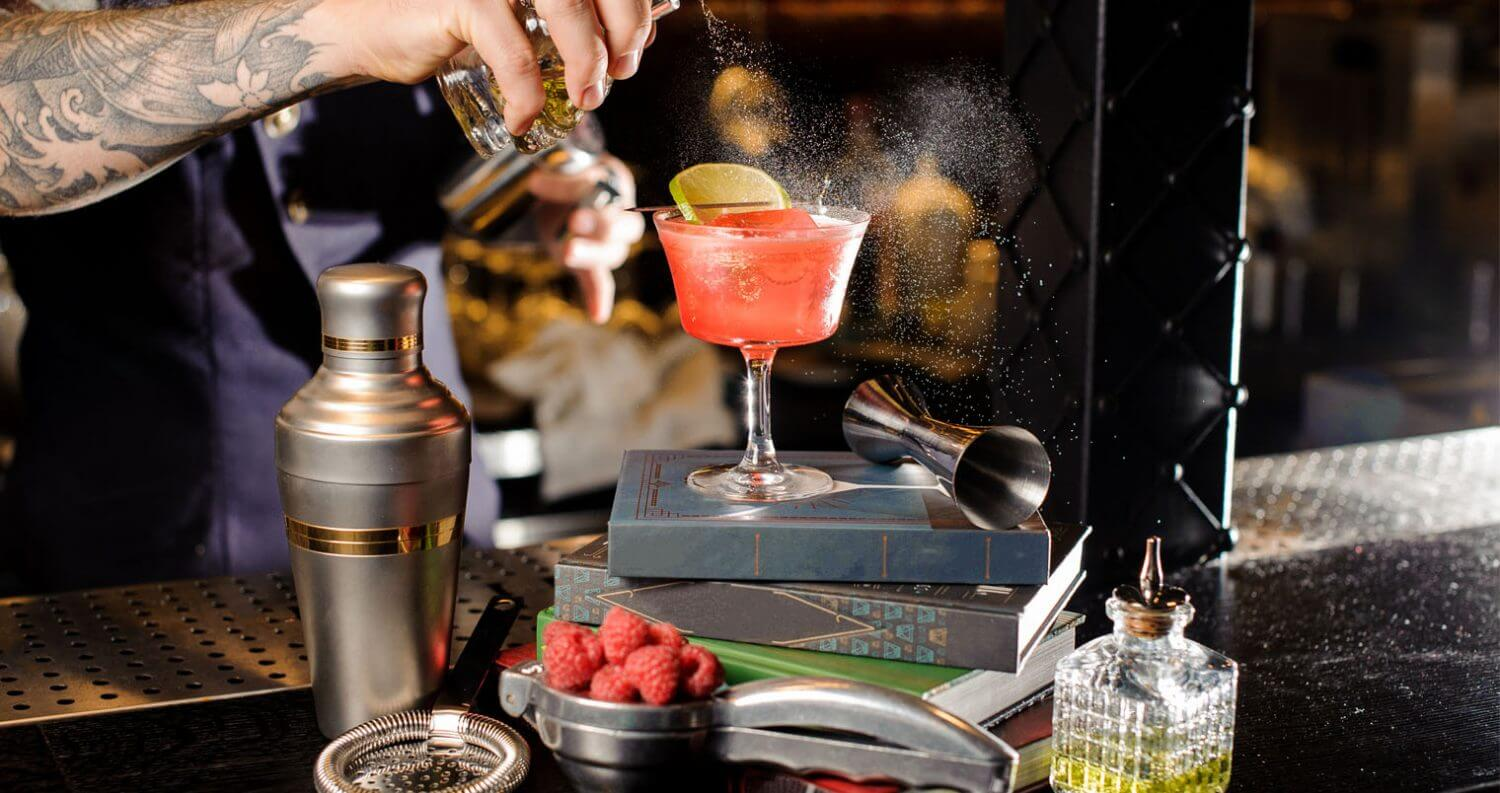 books for Bartenders, featured image