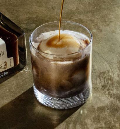 Mr. Black Boozy Affogato, high pour, featured image