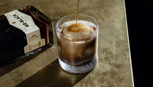 Drink of the Week: MR BLACK At Home Affogato