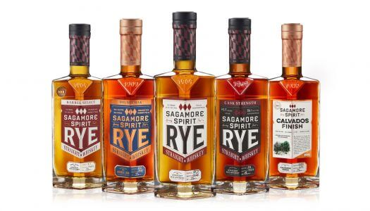 Sagamore Spirit Awarded Six Times at San Francisco World Spirits Competition and John Barleycorn Awards Honor