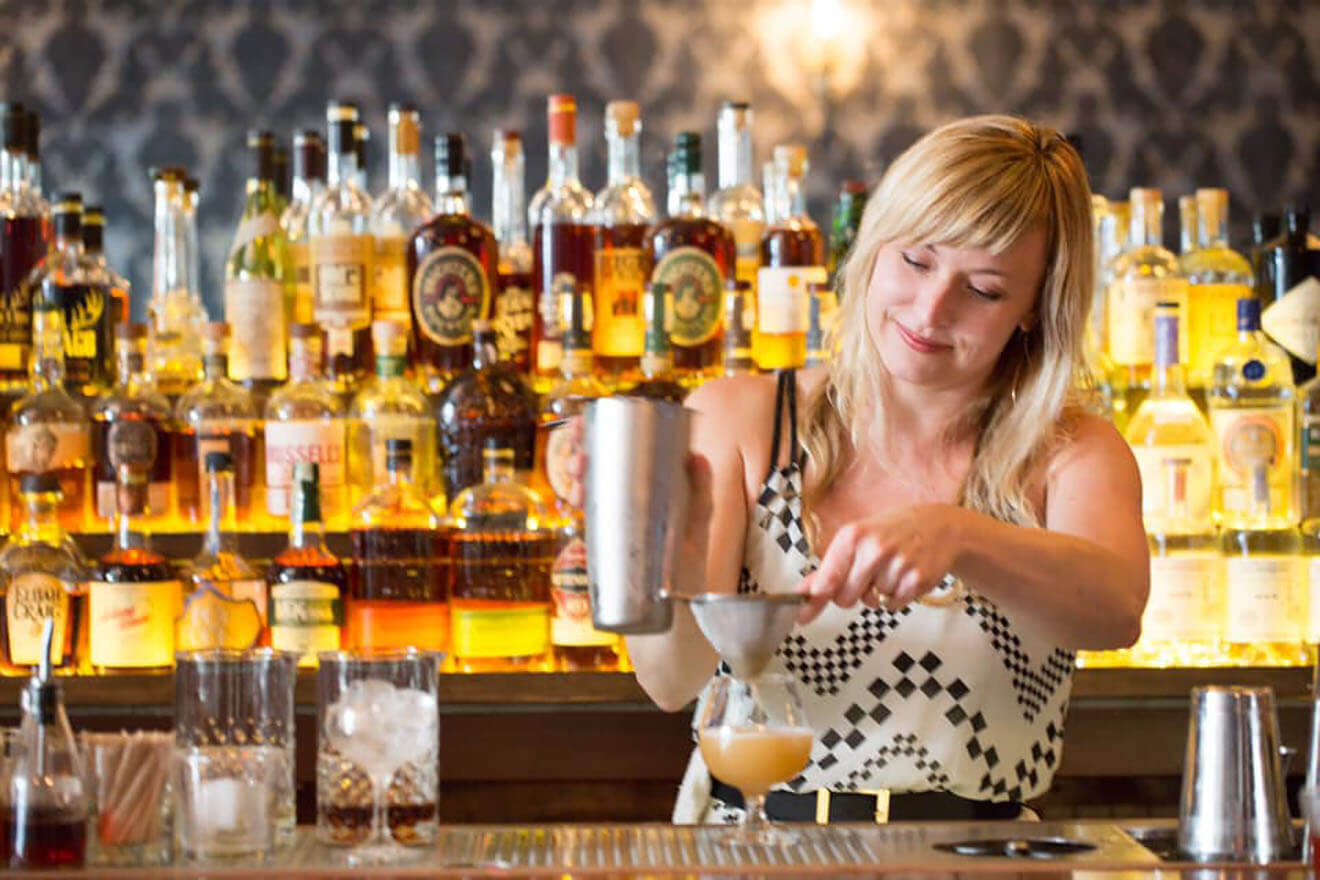 Alicia Walton, Bartender at The Sea Star SF received funds from tip your bartender program