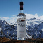 Broken Shed Vodka, mountain view, bottle, featured image