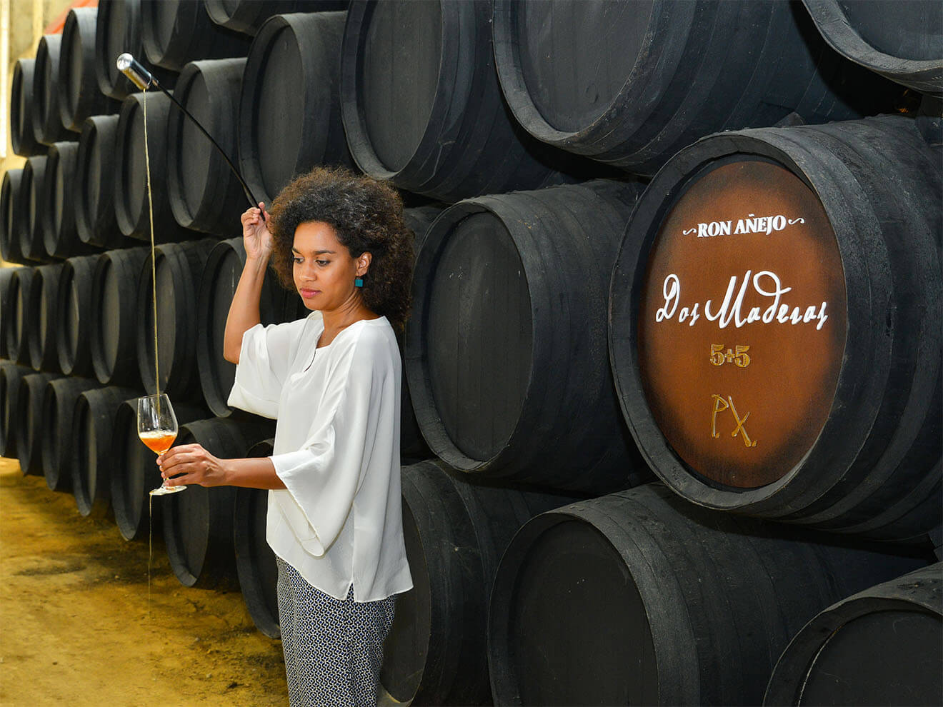 Paola Medina Sheldon - Williams & Humbert Winemaker