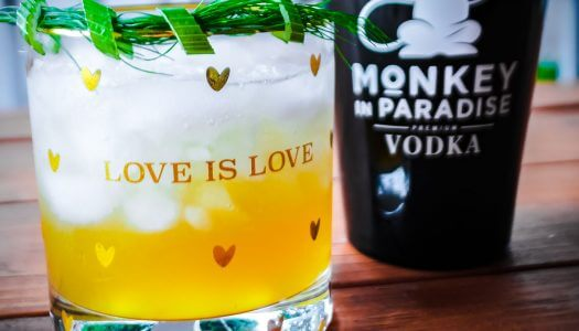 Monkey In Paradise Vodka and Chilled Give Back to Bartenders